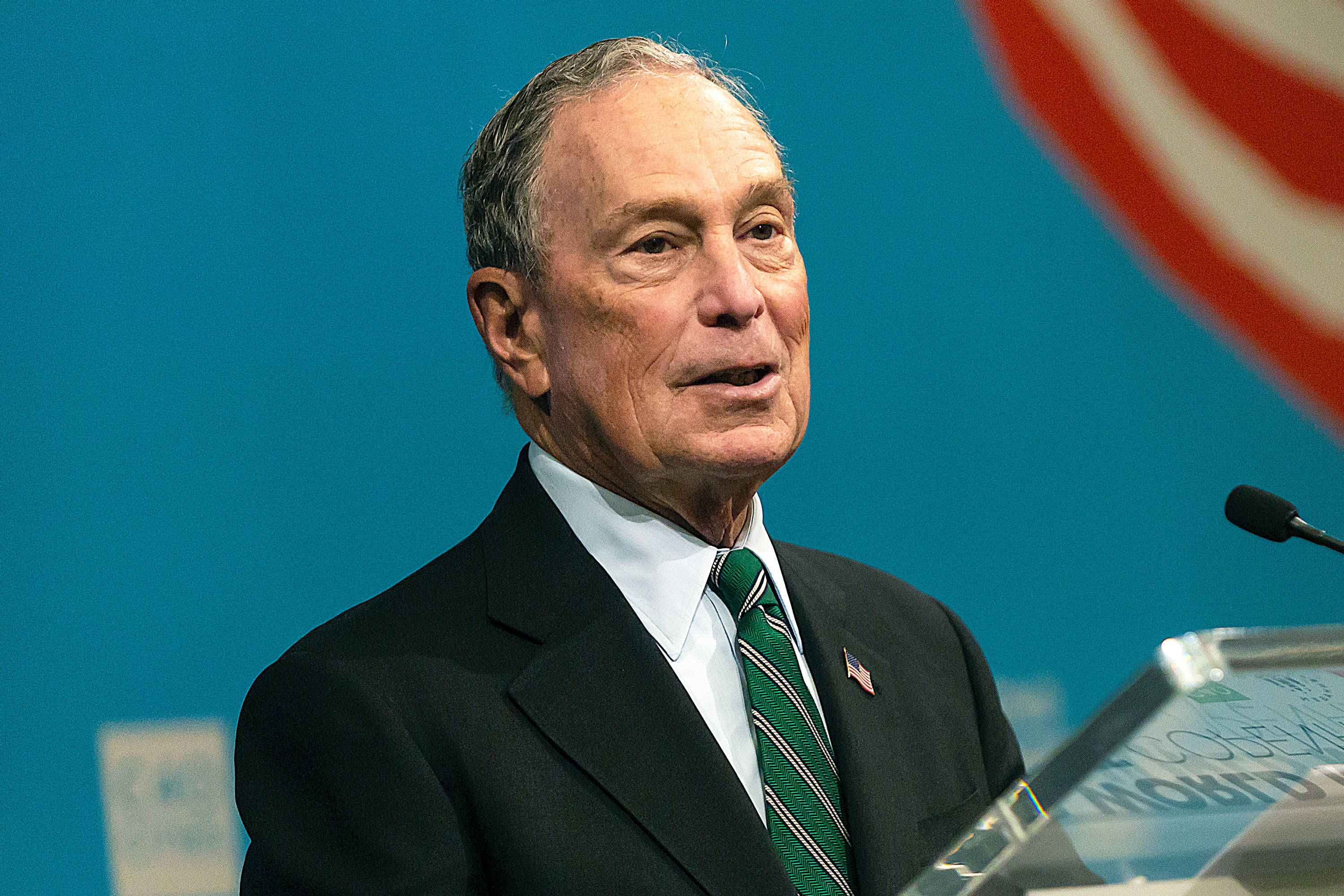 Wall Street execs line up behind Mike Bloomberg–which could hurt fundraising for Biden, others