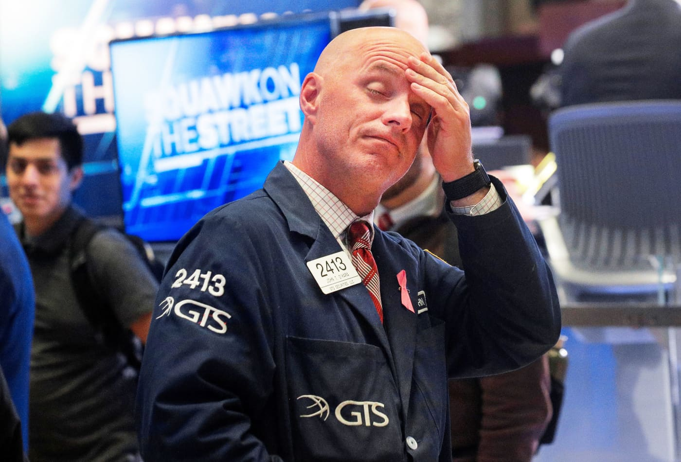 Here's what happened to the stock market on Thursday
