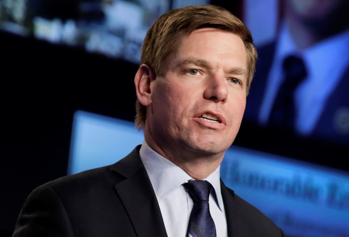 Rep. Eric Swalwell on Elon Musk's battle to reopen California factory
