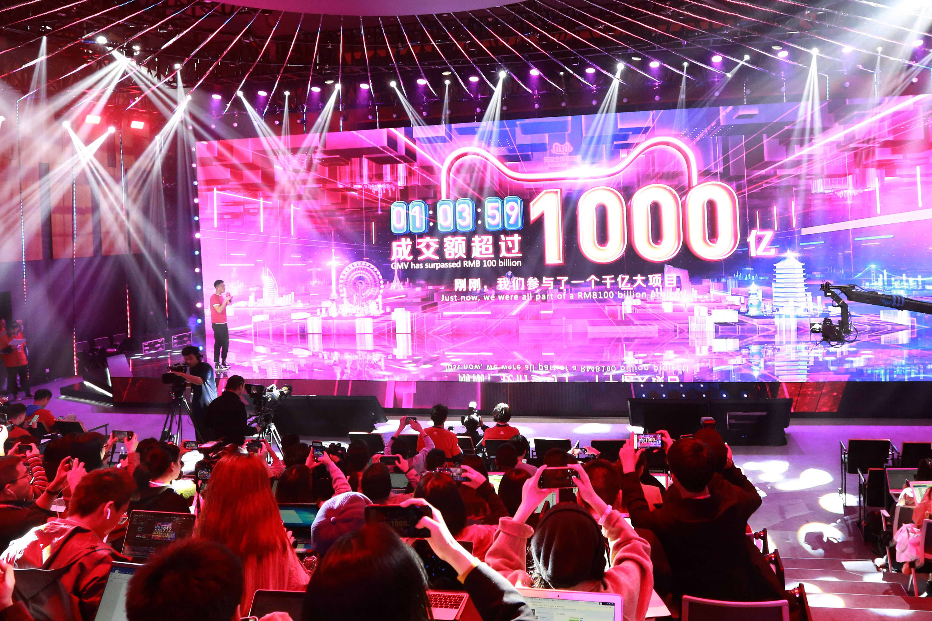 Alibaba Singles Day 2019 Record Sales On Biggest Shopping Day On singles' day in china, couriers clamor for more. alibaba breaks singles day record with over 30 billion in sales