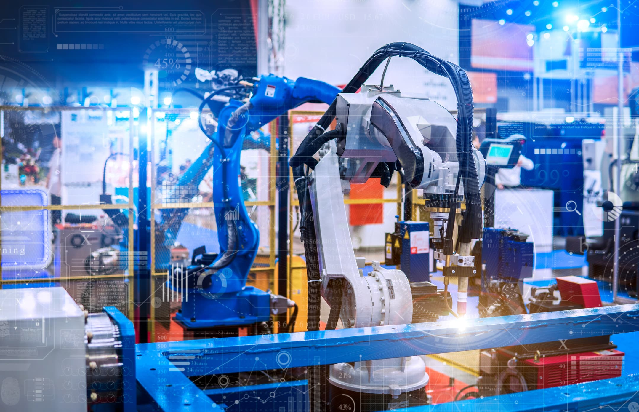 Smart factories could contribute as much as $2.2 trillion to the global economy, report says