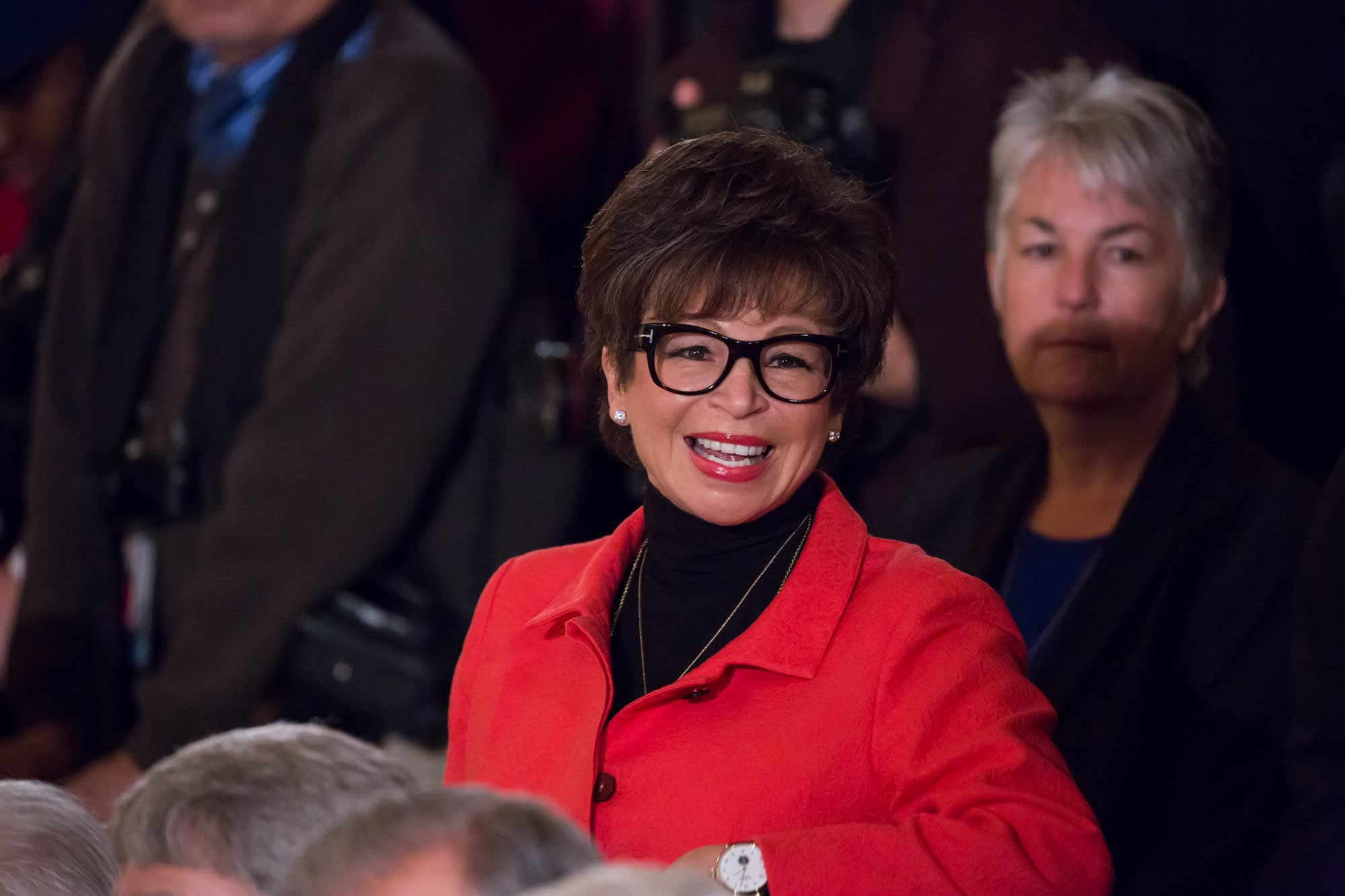 Valerie Jarrett says to ask this question during an interview to understand a company's values
