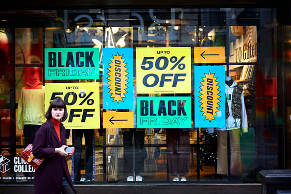 The psychological reason you get sucked into Black Friday sales