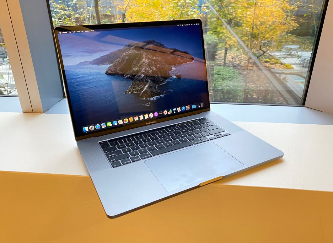 New Macbook Pro 2020.Apple 16 Inch Macbook Pro Review The Best Laptop You Can Buy