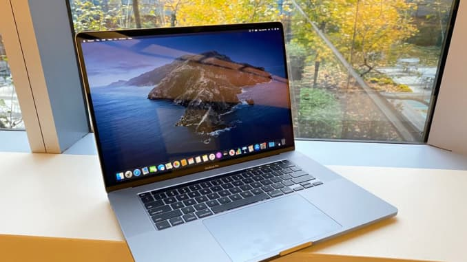 CNBC Tech: 16-inch Macbook Pro