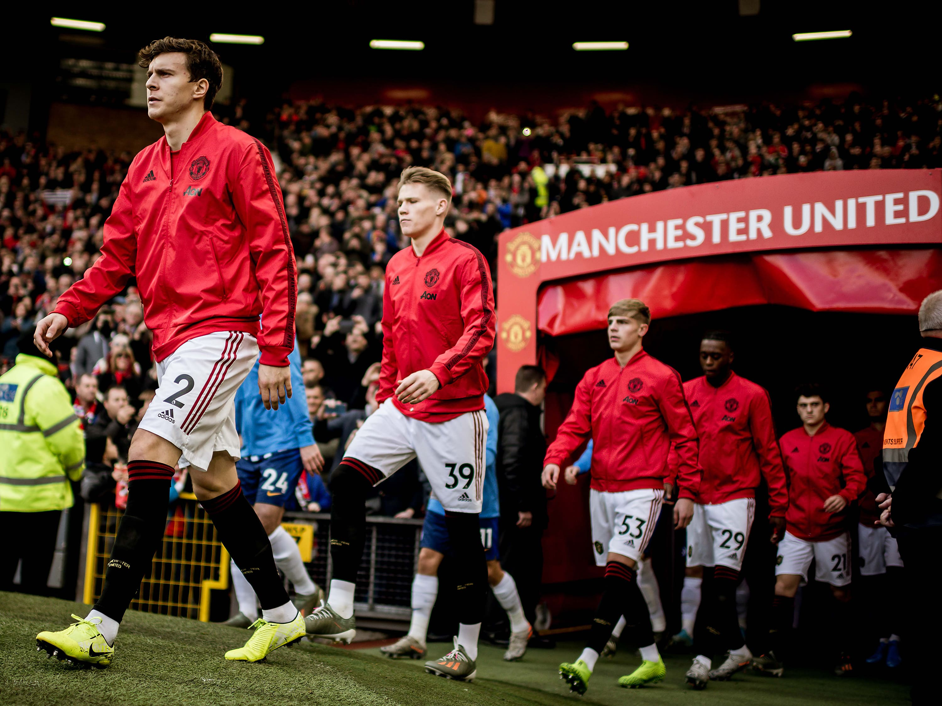 Hotel points can put you on a Manchester United charter plane — with VIP tickets to a match