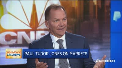CNBC's full interview with billionaire Paul Tudor Jones and PayPal CEO Dan Schulman