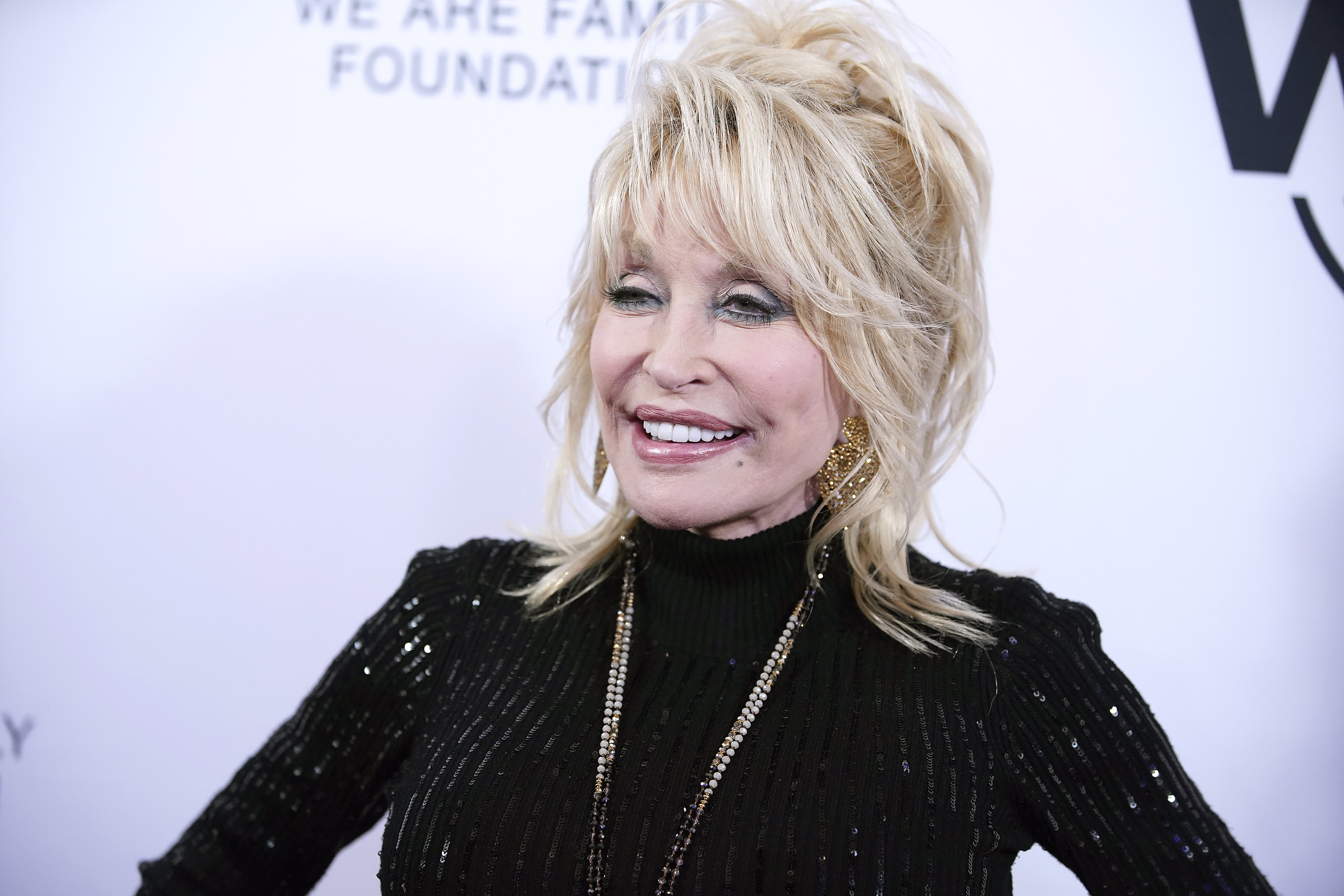 Dolly Parton: 'I count my blessings...but I need to count my money too'