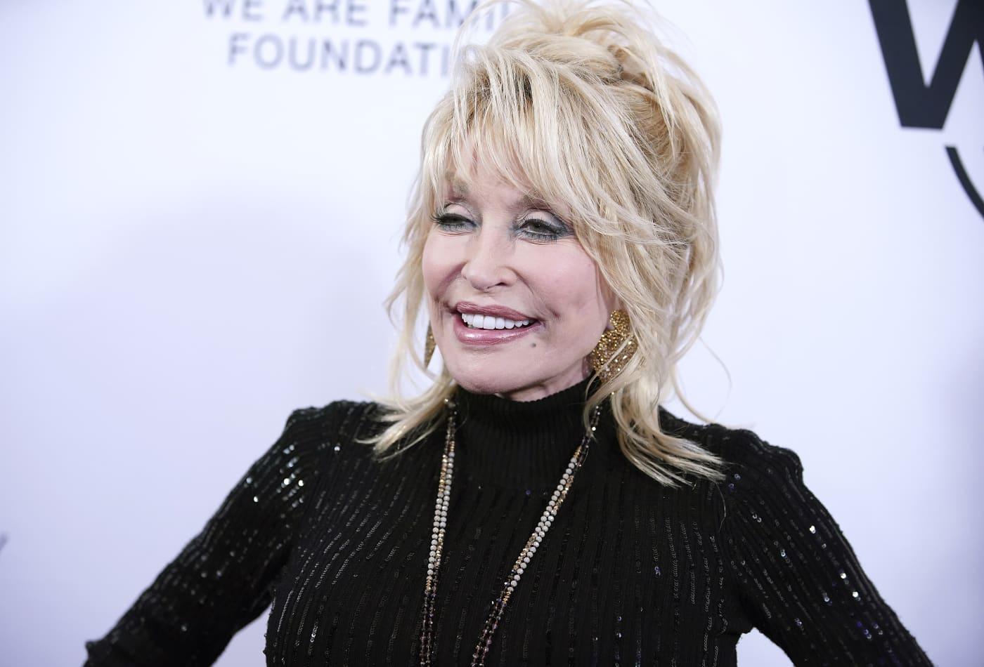 Dolly Parton on money, creativity