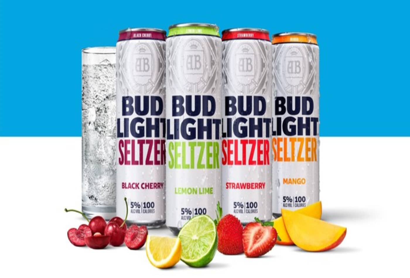 Anheuser-Busch invests $100 million in hard seltzer, the new drink craze
