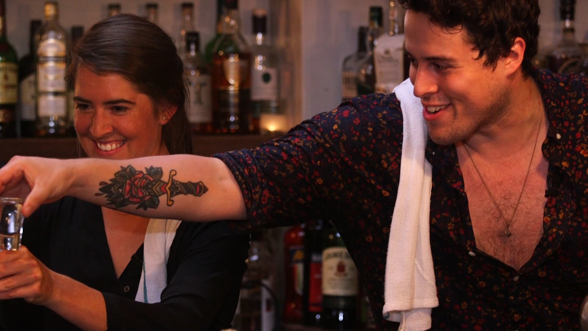 What it's like to be a bartender in NYC