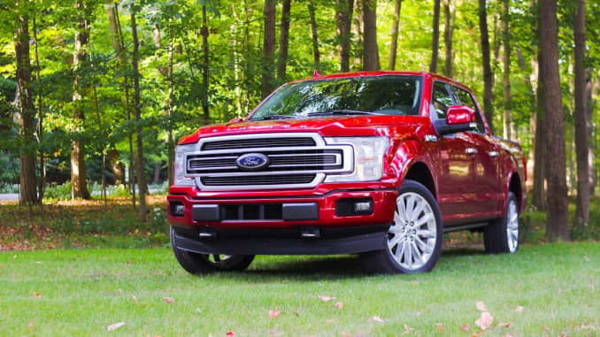 Review The 2019 Ford F 150 Limited Offers Impressive