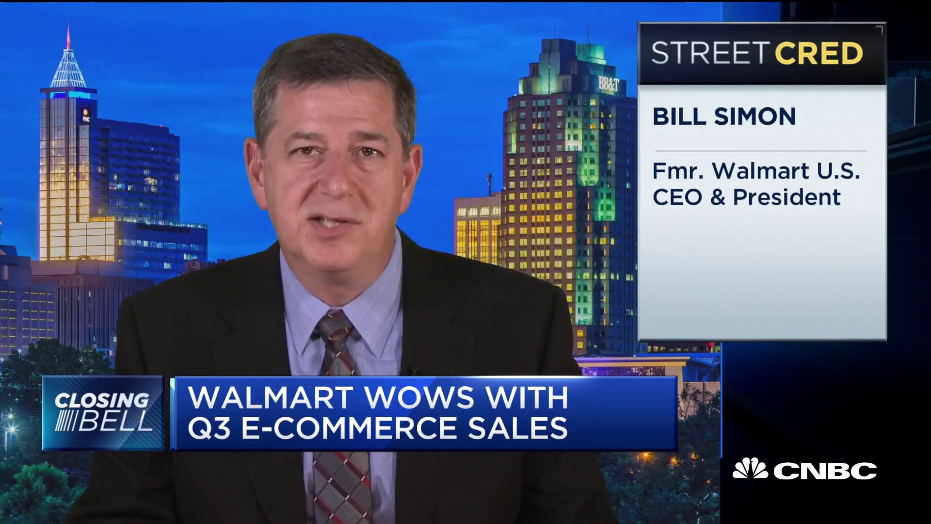 Fmr. Walmart CEO: Company's doing exactly what they said they'd do