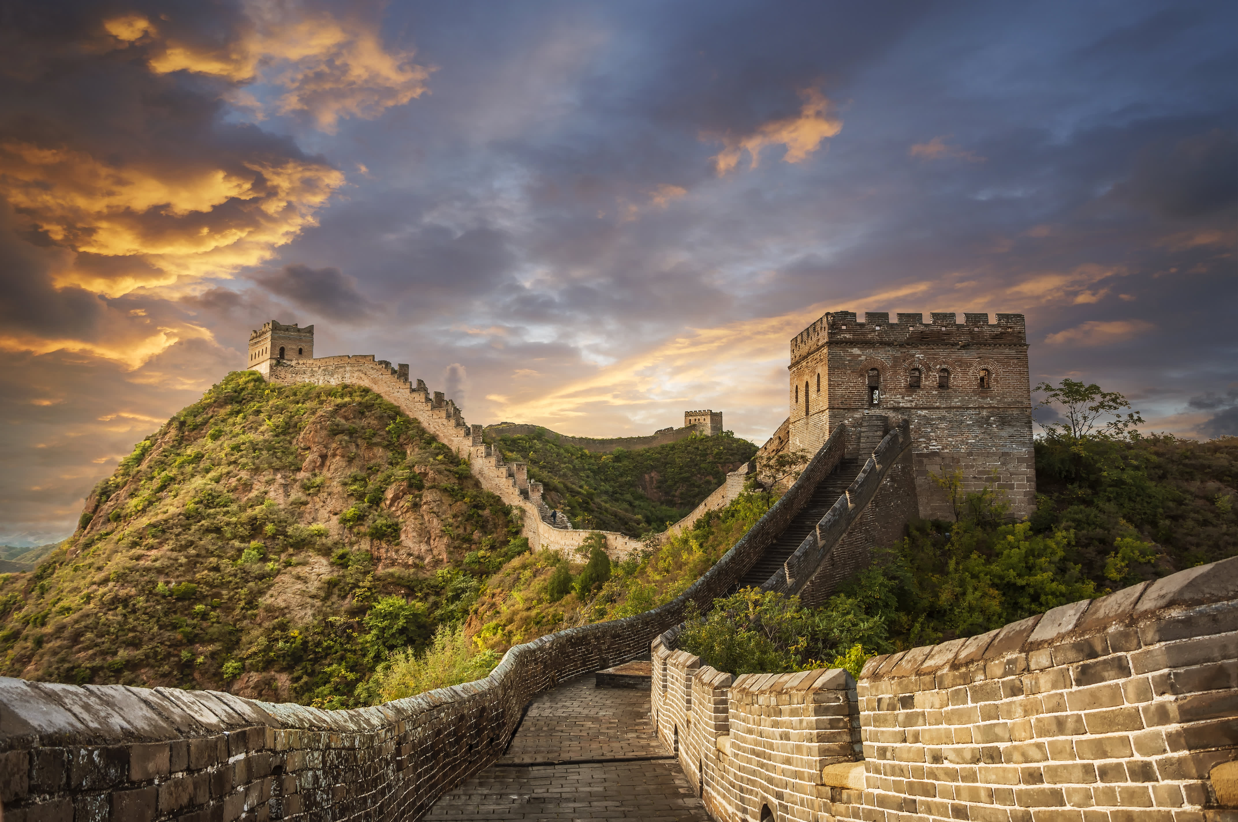 Touring the Great Wall of China: Day trip ideas