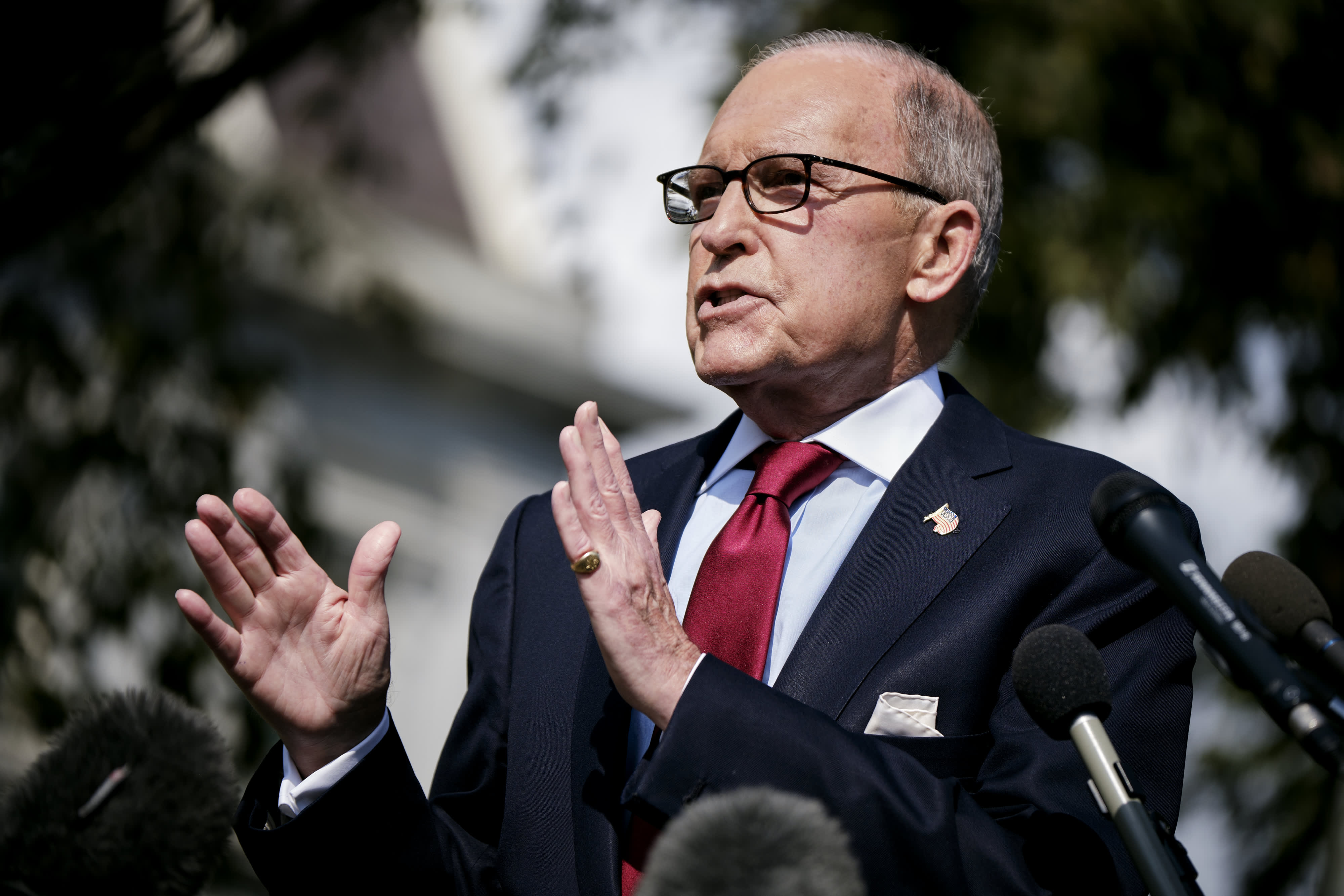 Trump Advisor Kudlow White House Is Looking At Reforms To