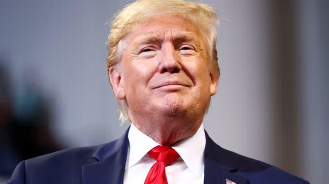 RT: Donald Trump, rally 191114