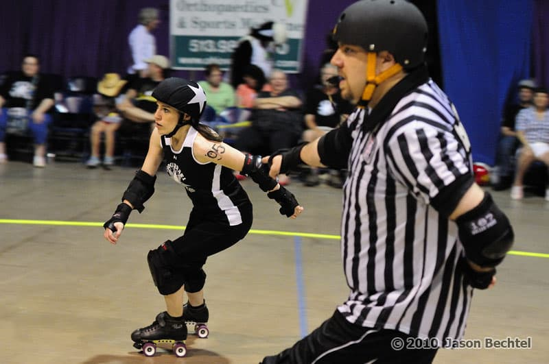 Owning a roller derby team hasn't made me money, but it taught me what I need to know about business