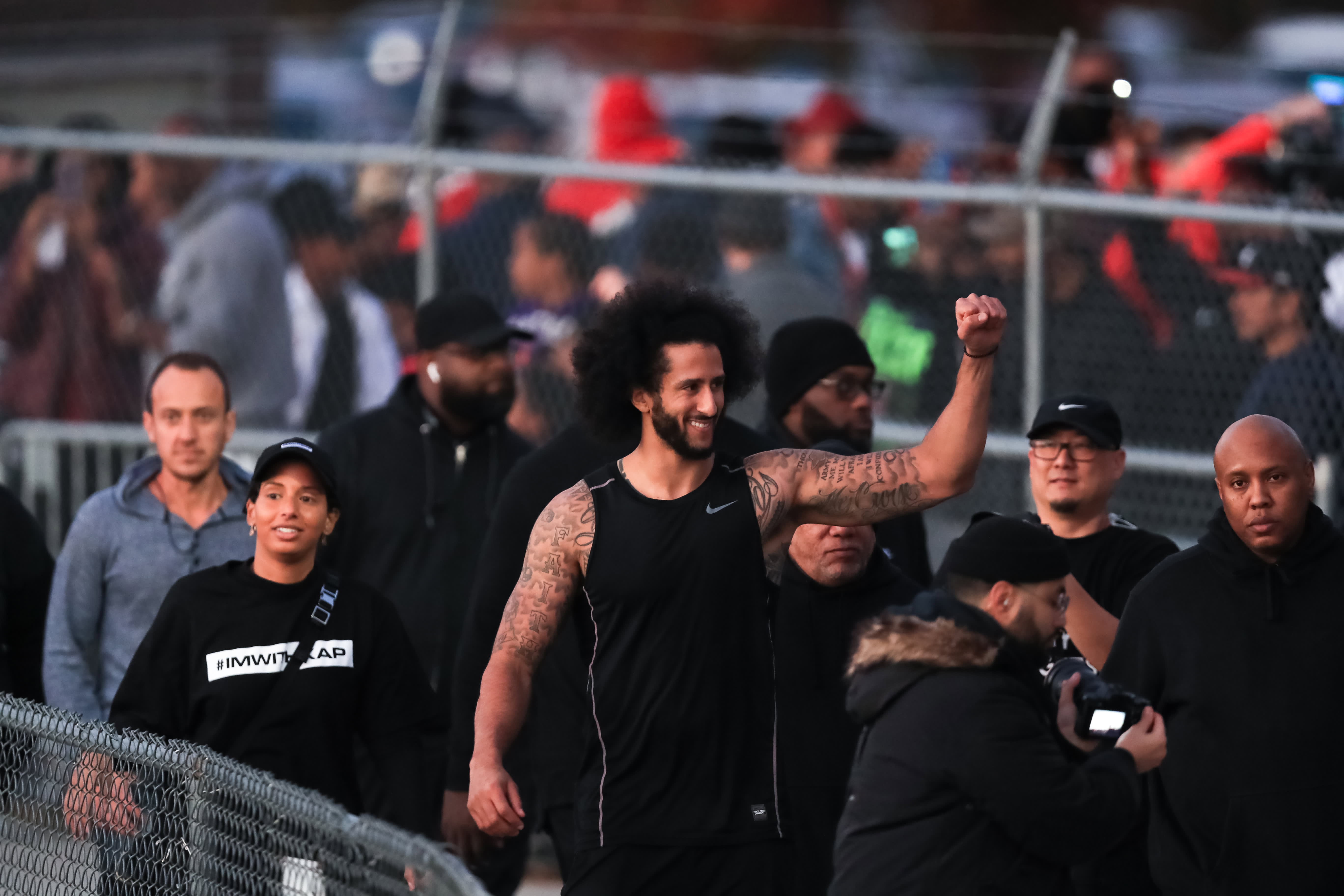 Colin Kaepernick's botched NFL workout could strengthen case for second collusion lawsuit