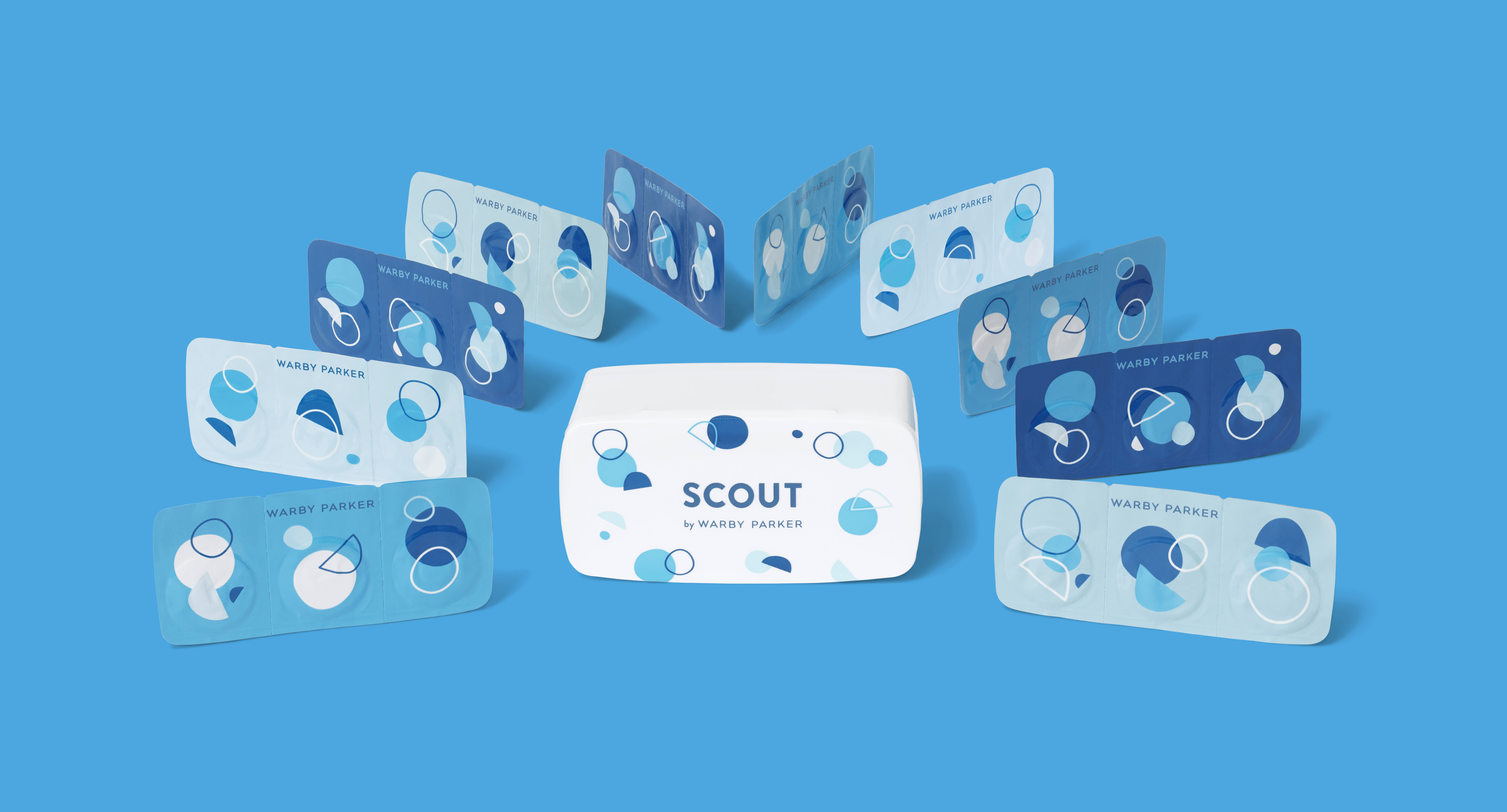 Warby Parker is launching Scout, its own line of contact lenses