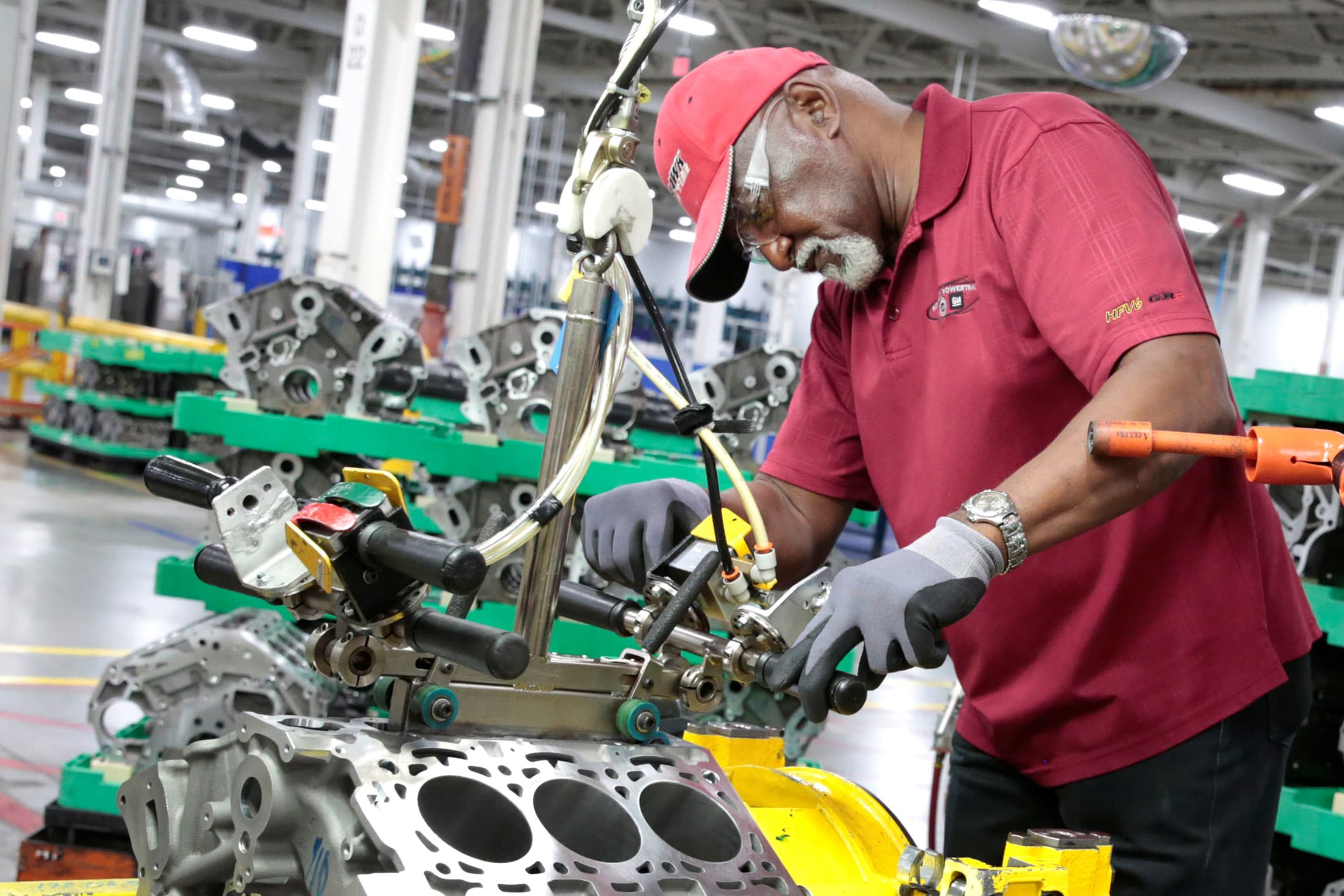 GM, LG Chem to announce an electric vehicle battery joint venture in Ohio