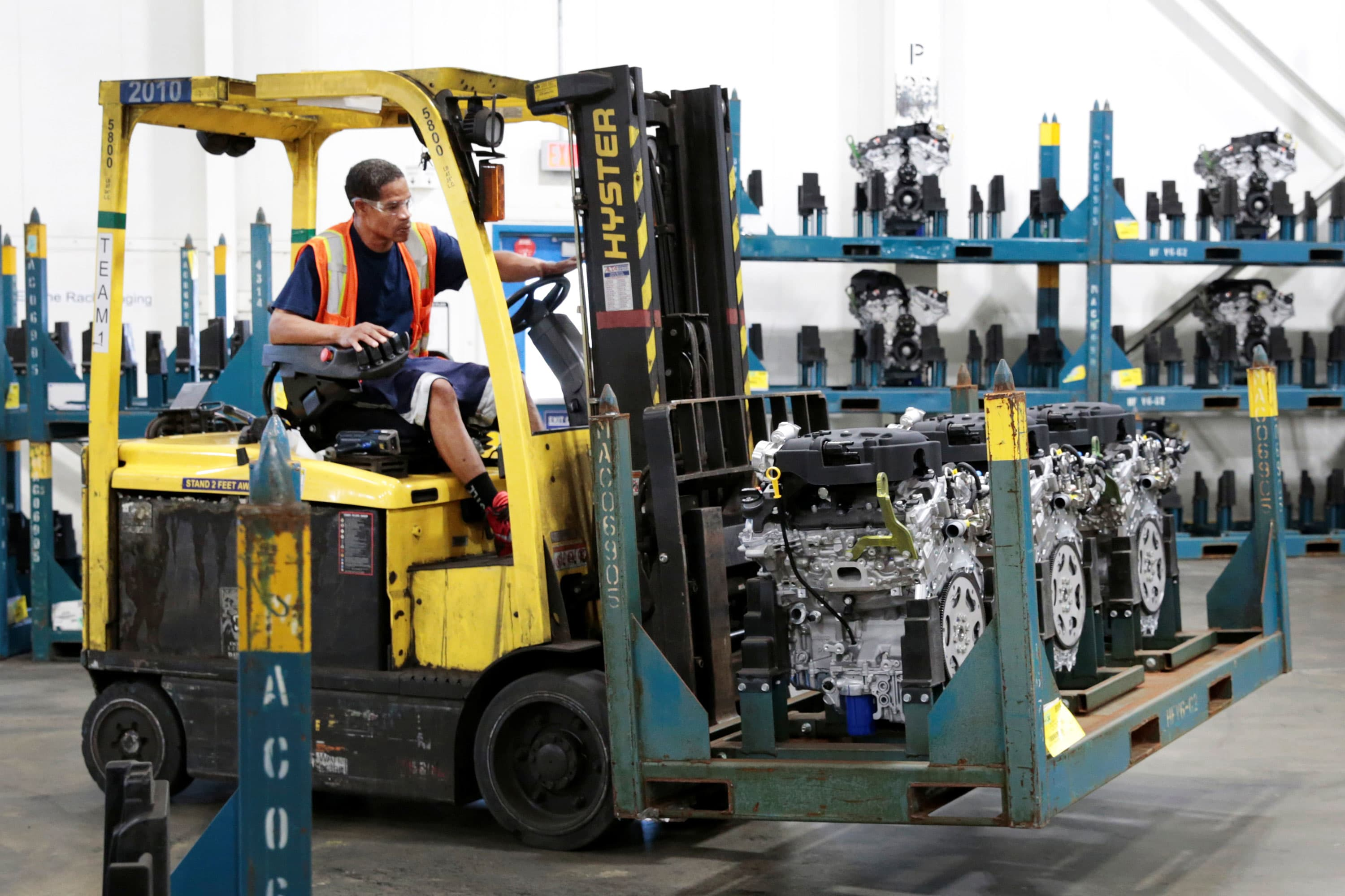Here's why a sluggish manufacturing sector may bounce back soon