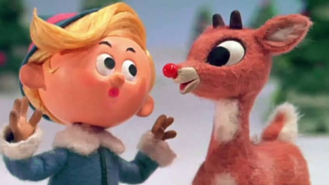 H/O: Rudolph the Red Nosed Reindeer