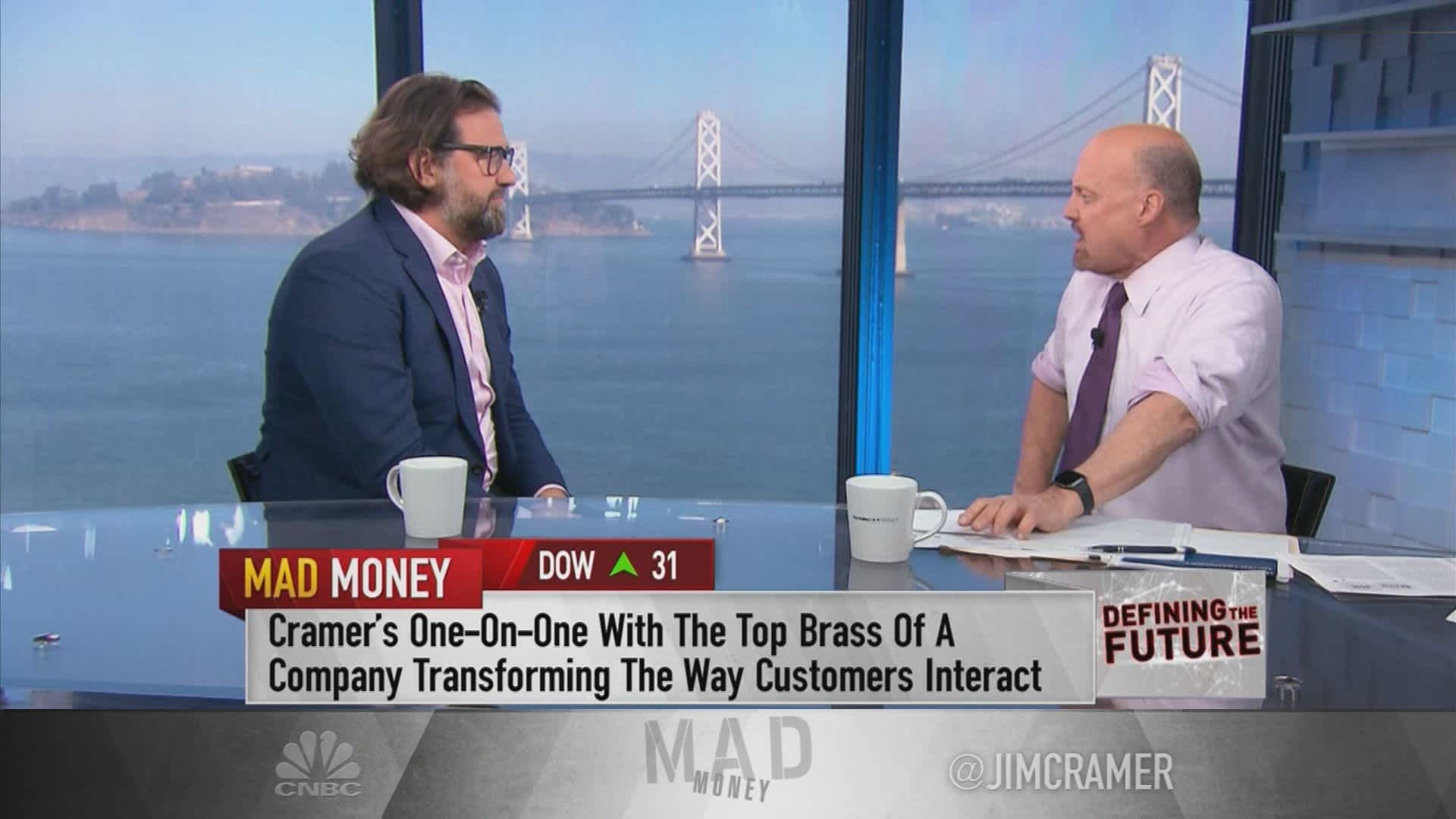 Zendesk CEO: We expect to top $1 billion in revenue in 2020