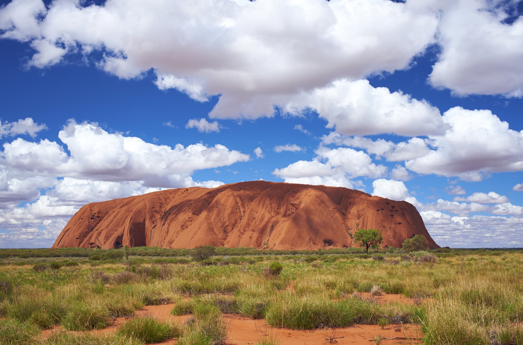 Four things to do at Australia's Uluru monolith — besides climb it