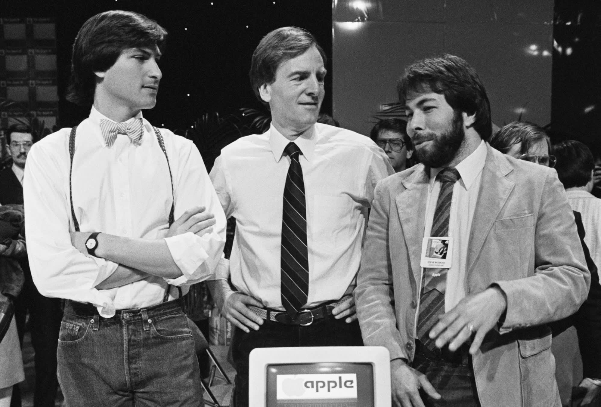 Former Apple CEO John Sculley: 'The way we are educated is going to radically change'
