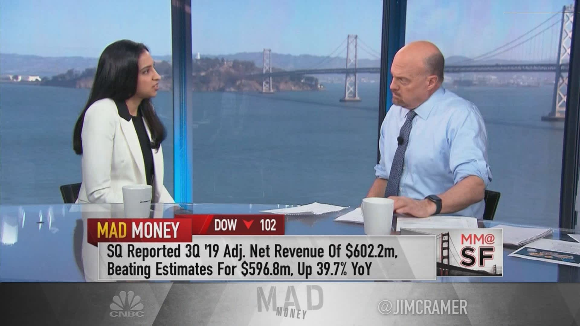 Square CFO Amrita Ahuja on firm's 'three horizons of growth,' fractional share investing and powering small businesses