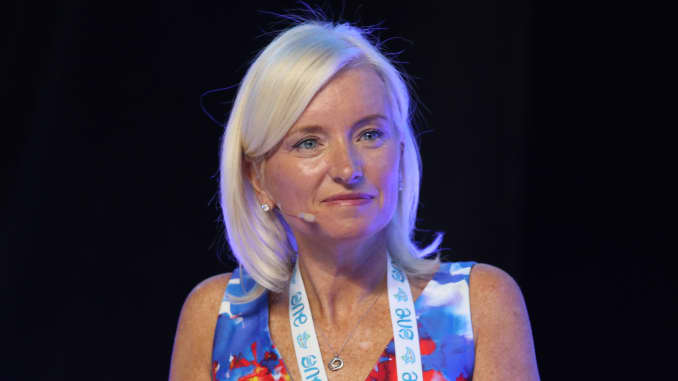GP: Carolyn Everson, President of Global Marketing Solutions for Facebook