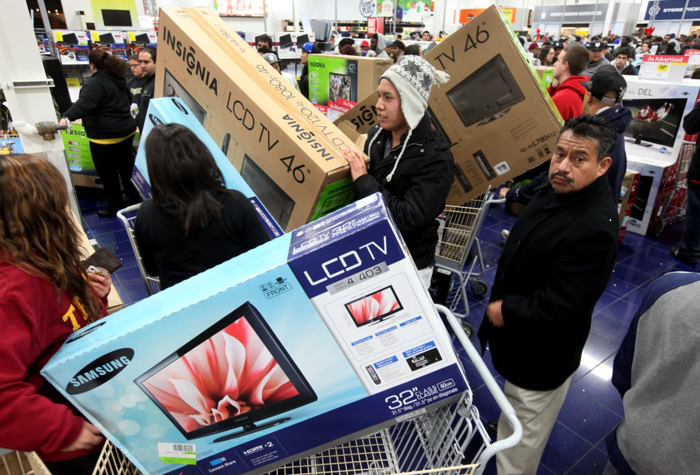 7 Tips for Getting the Best Prices on Black Friday and Cyber Monday