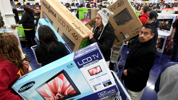 "GP: ""Black Friday"" Marks Start Of Holiday Shopping Season"