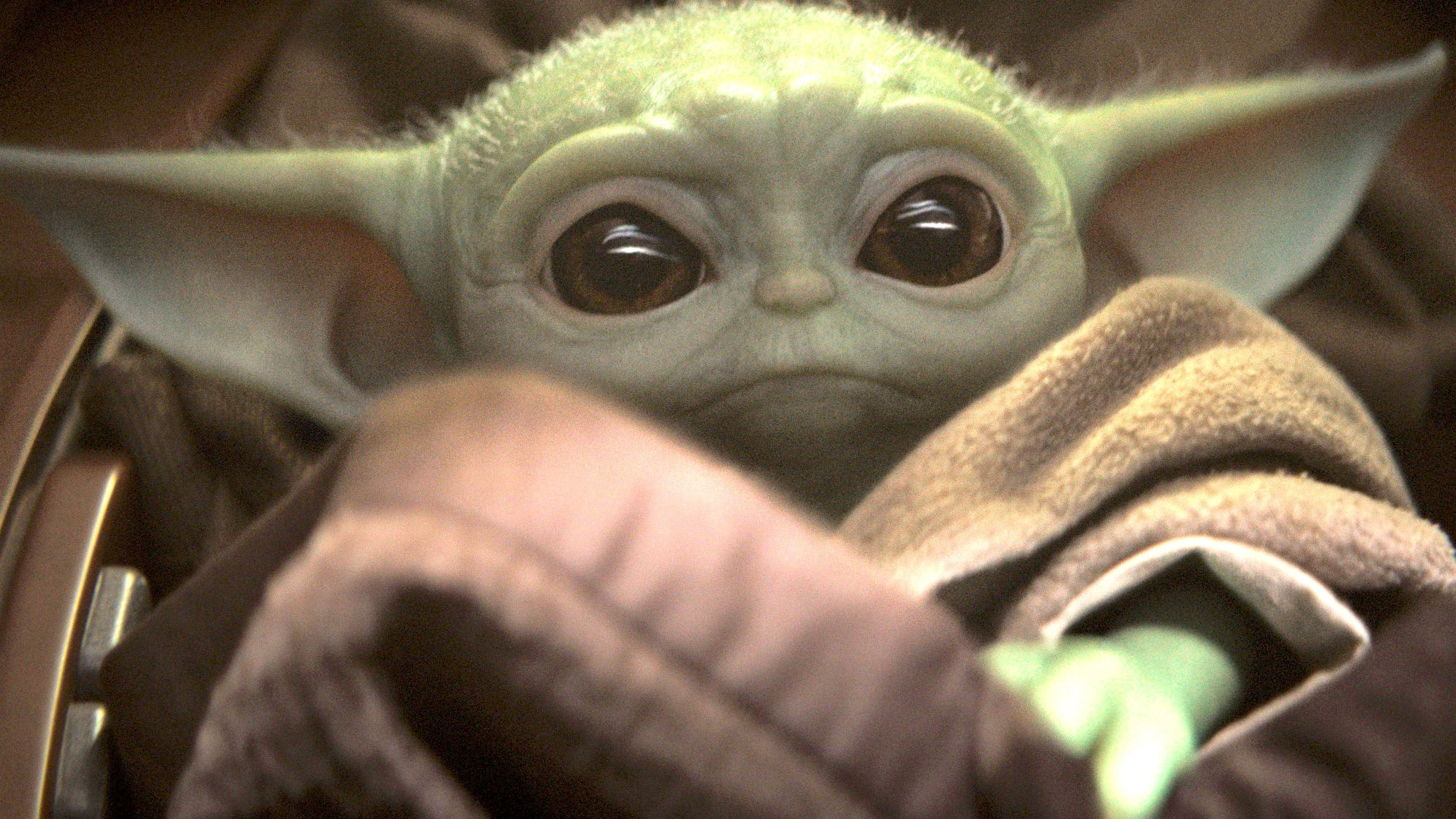 'Baby Yoda' caught the merch industry off guard, and now they're trying to catch up