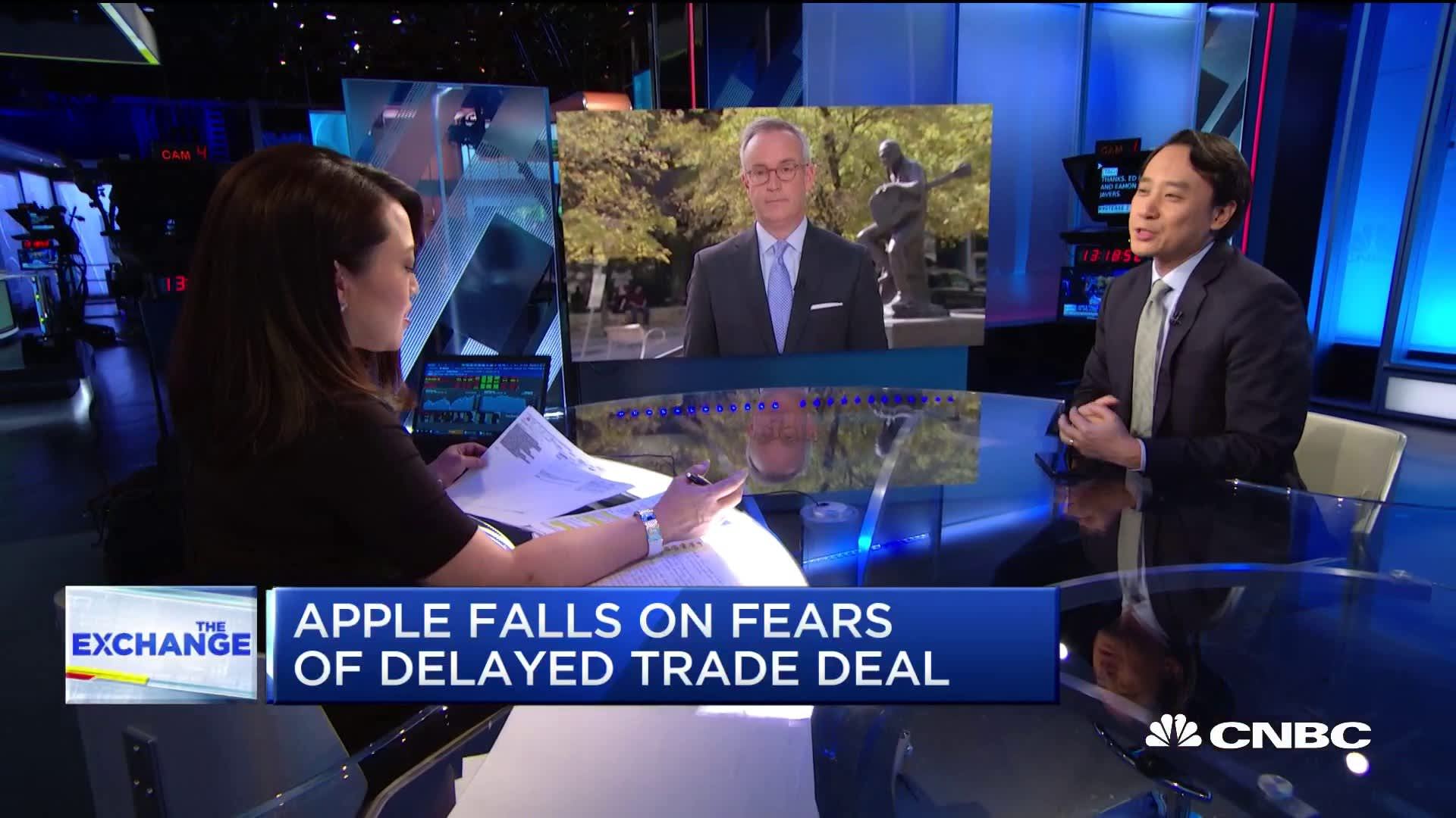 Trump's Apple Austin tour looks like victory lap, but it's a testament to Trump's diplomacy: Ed Lee