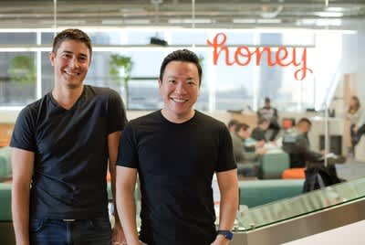 PayPal is buying deal-finding service Honey for $4 billion, its biggest acquisition ever