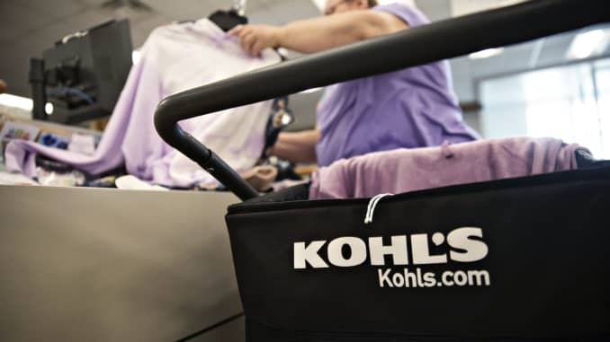 GP: Kohl's Department Store 190516