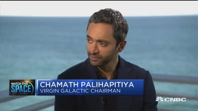 Venture capitalist Chamath Palihapitiya on Warren's wealth tax: 'I love it'