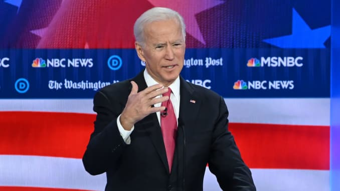 GP: Democratic Debate Atlanta 191120: Joe Biden