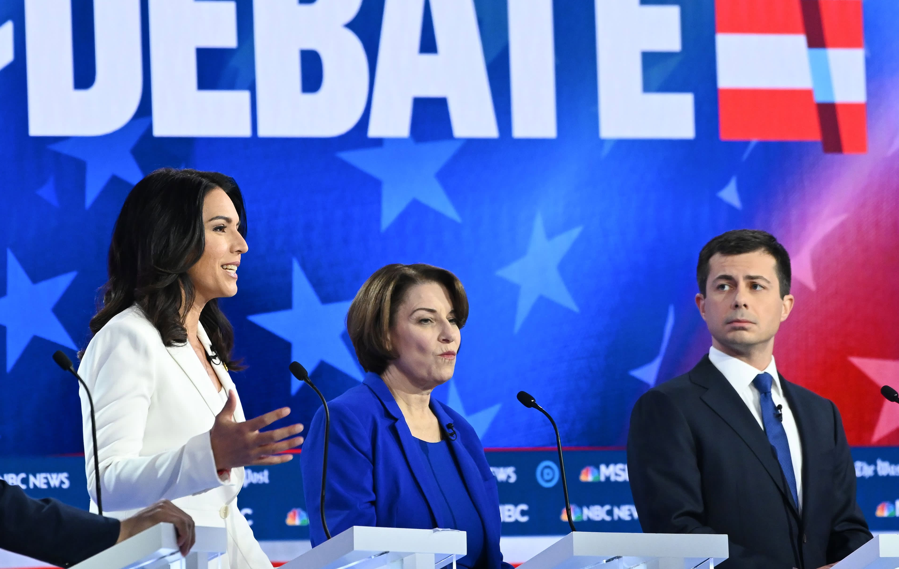 Here are the top moments from the fifth Democratic debate