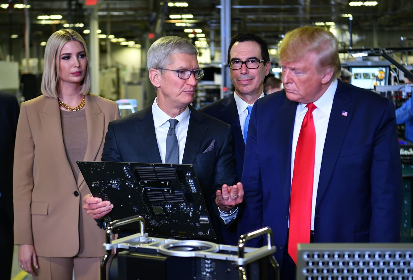 Trump demands Apple unlock iPhones: 'They have the keys to so many criminals and criminal minds'