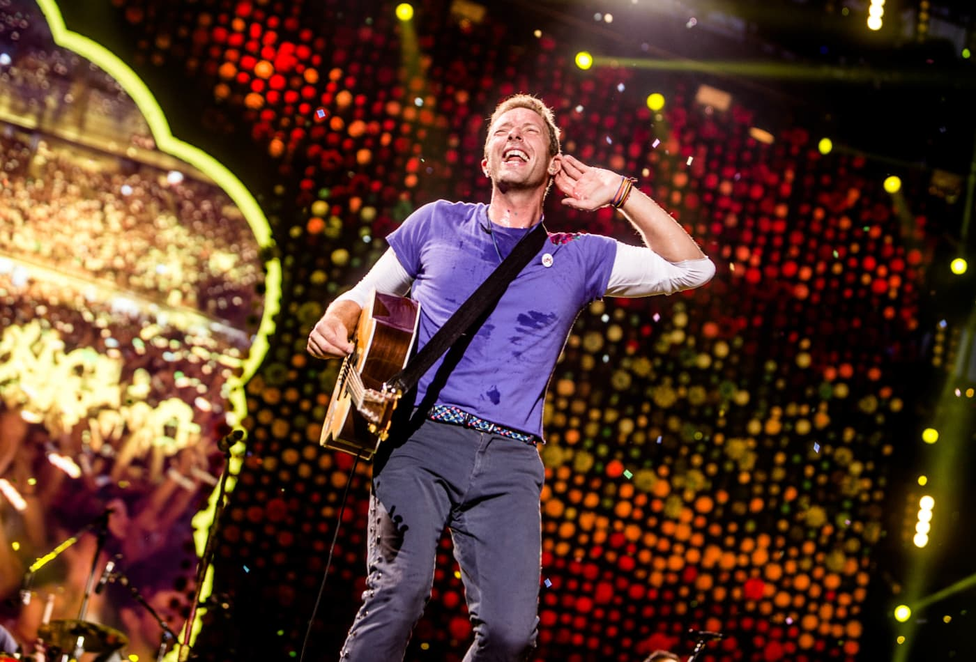 Chris Martin, John Legend, Bono and the future of the livestreamed concert beyond coronavirus
