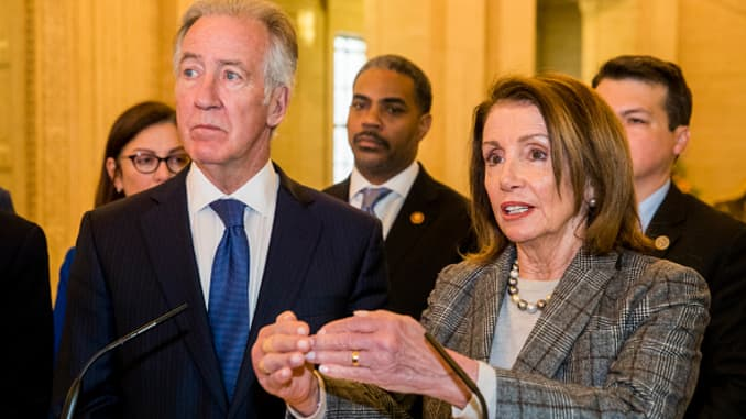 Pelosi Neal And Lighthizer Do Not Reach Deal On Trump Uscma
