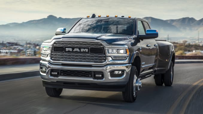 Ram Trucks Taking Pickup Market Share From Ford And General