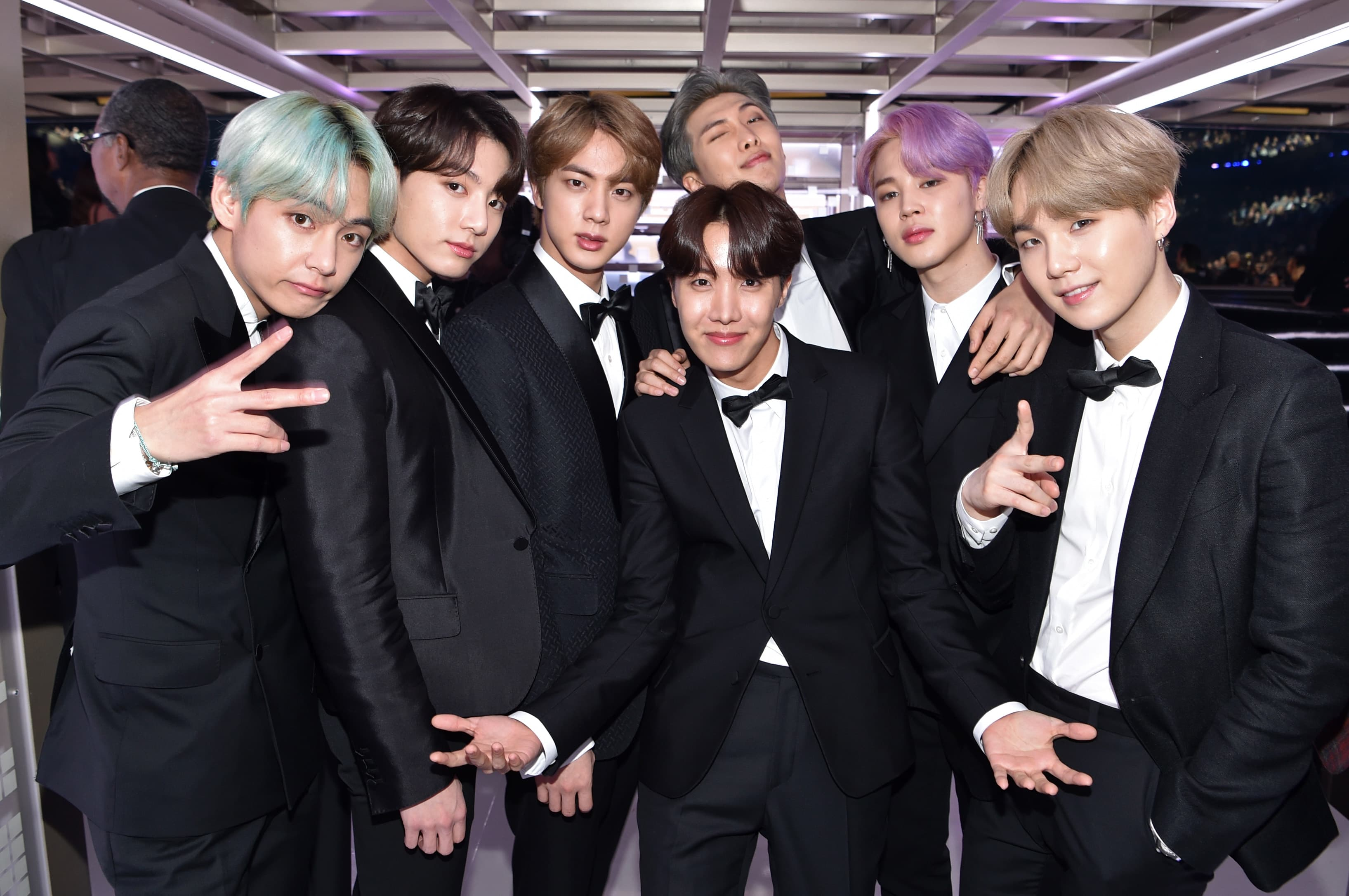 K-pop sensation BTS' label prices IPO at top end of range – CNBC