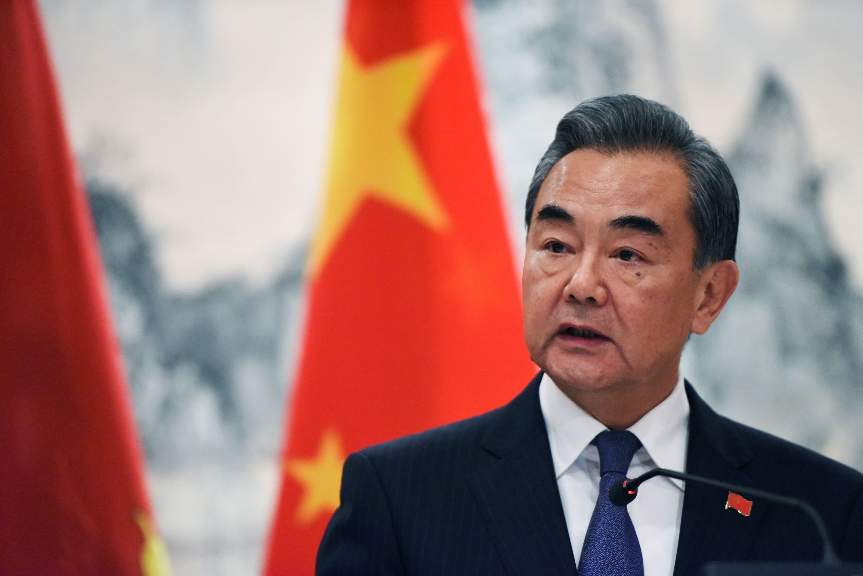 Chinese foreign minister attends Munich Security Conference amid coronavirus outbreak