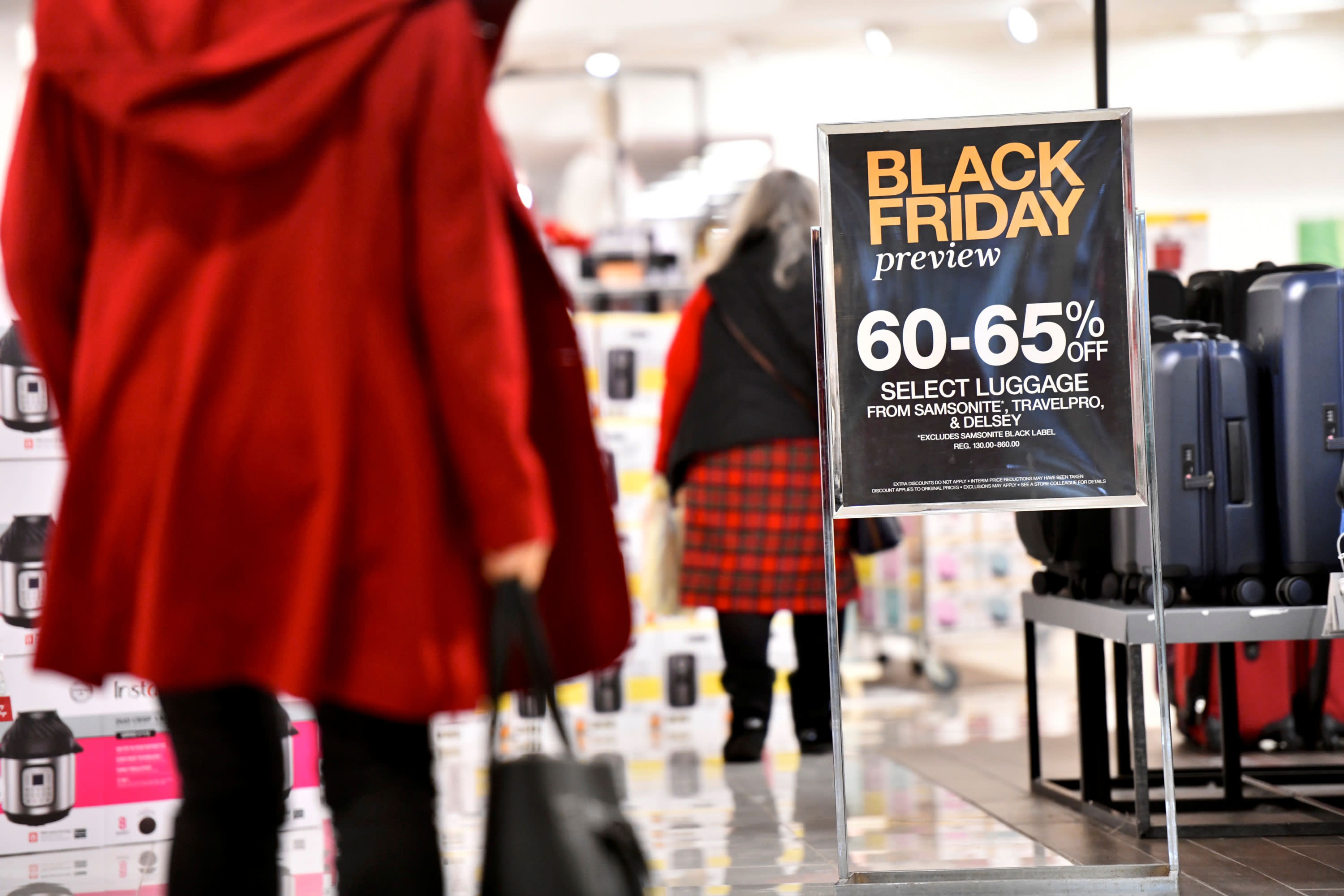 Black Friday is losing its clout, more bad news for