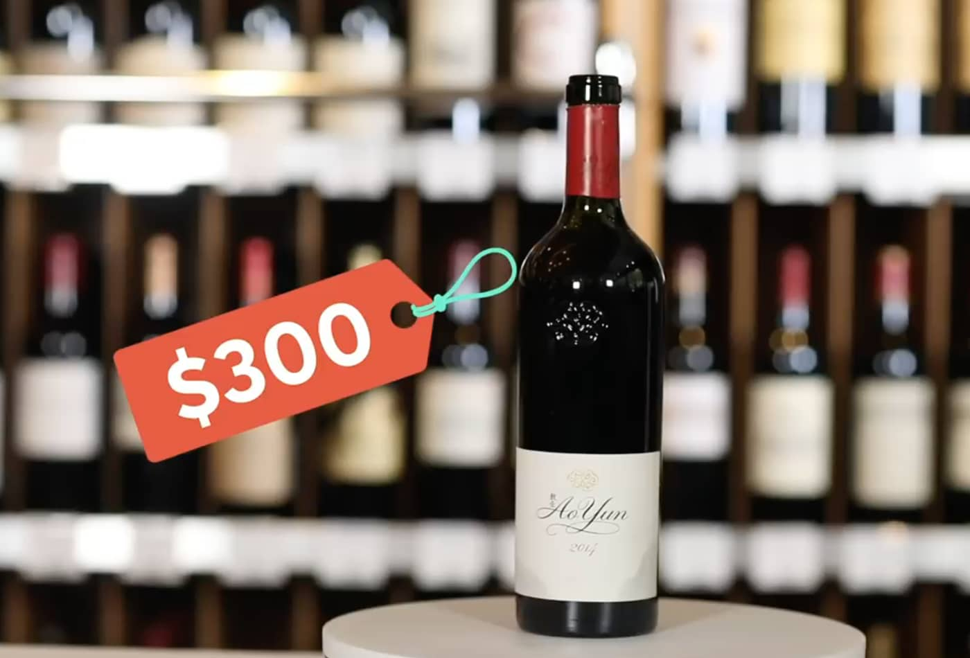 Is this $300 bottle of Chinese wine worth the money?
