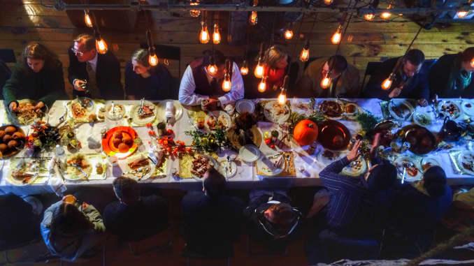 20/20: Thanksgiving dinner