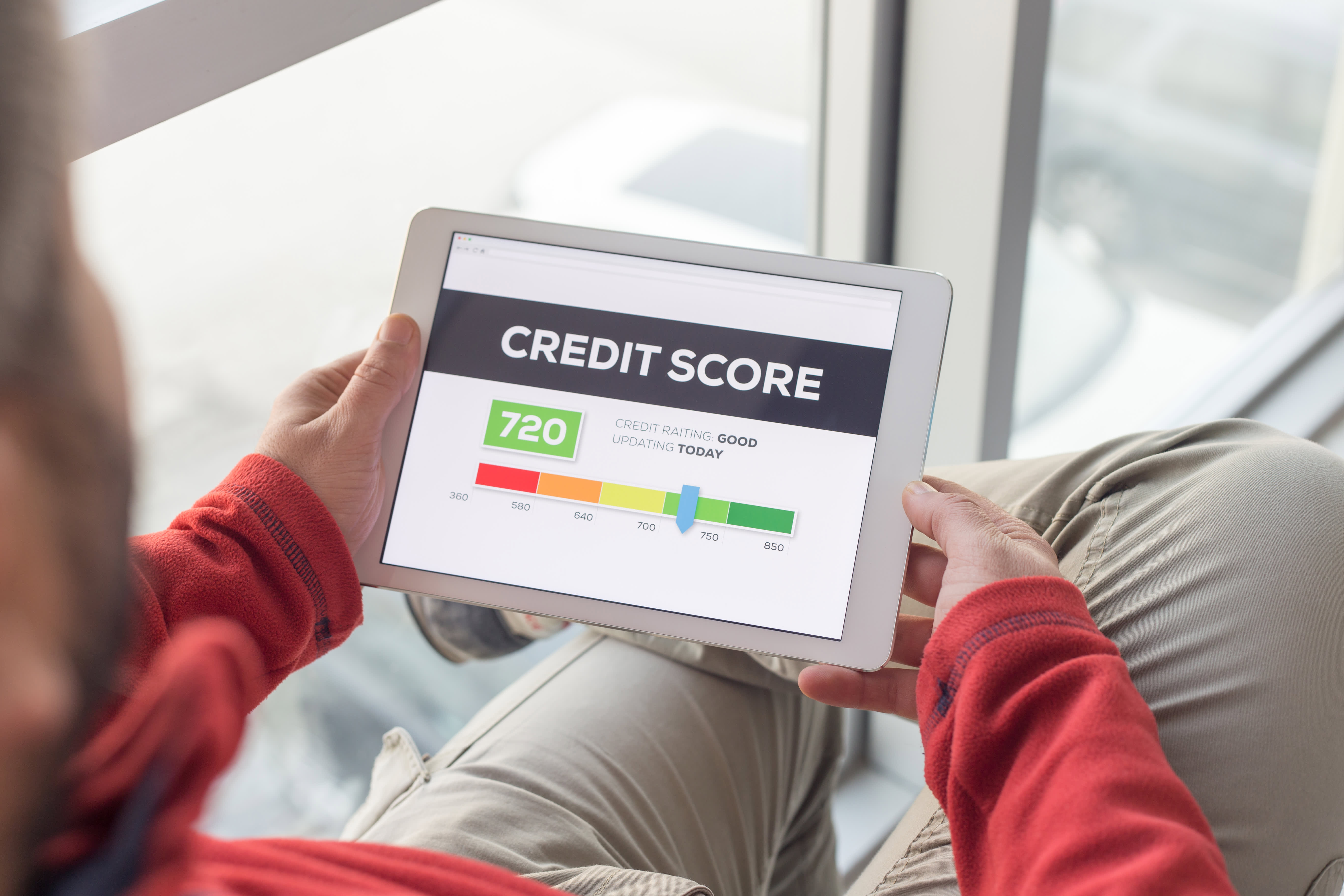How does your salary and income impact your credit score?